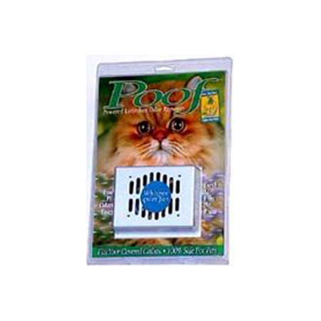 Poof Litter Box Odor Remover